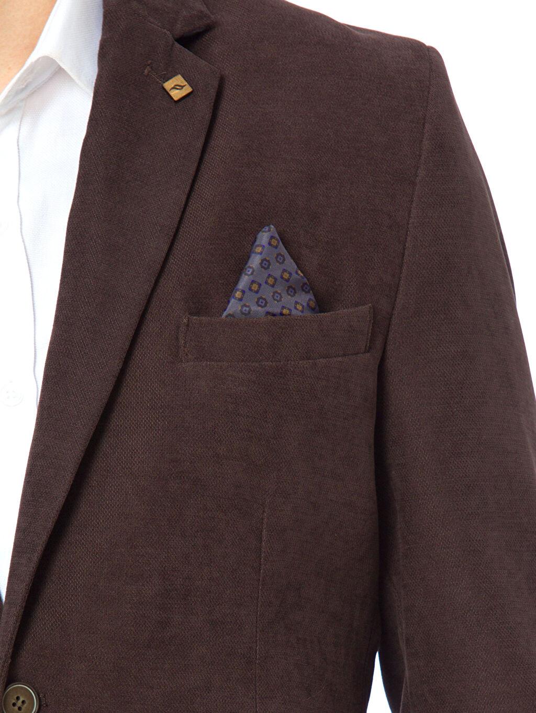 %100 Polyester Blazer Ceket