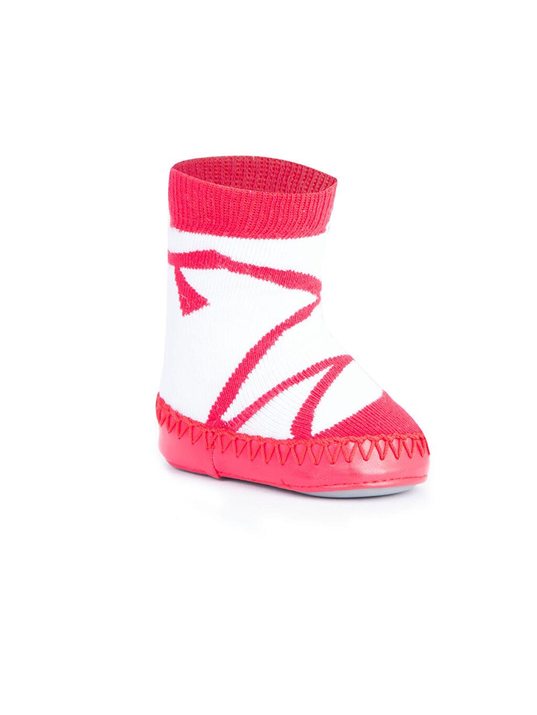 Çok Renkli Kız Bebek Ev Ayakkabısı 7KK985Z1 LC Waikiki