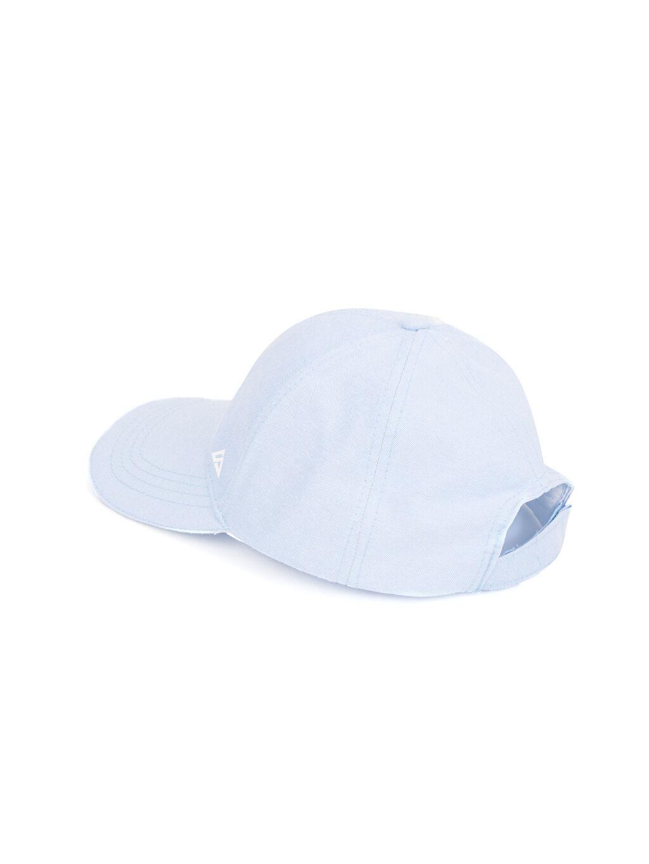 %59 Pamuk %41 Polyester Logo Şapka Kep Şapka