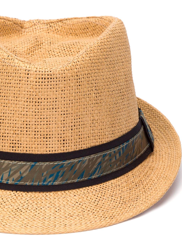 Erkek Bant Detaylı Fötr Şapka