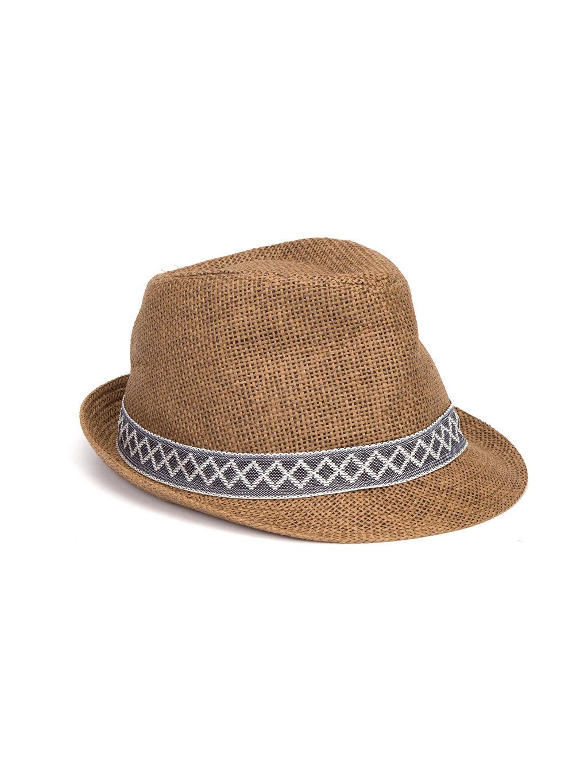 %100 Kağıt %100 Polyester Düz Şapka Hasır Şapka