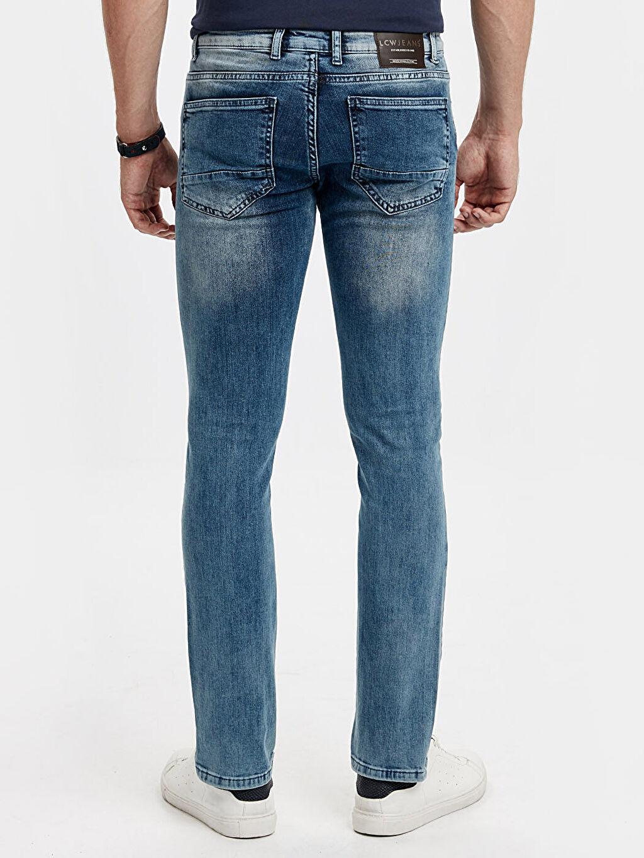 Erkek 750 Kuruçeşme Slim Fit Jean Pantolon