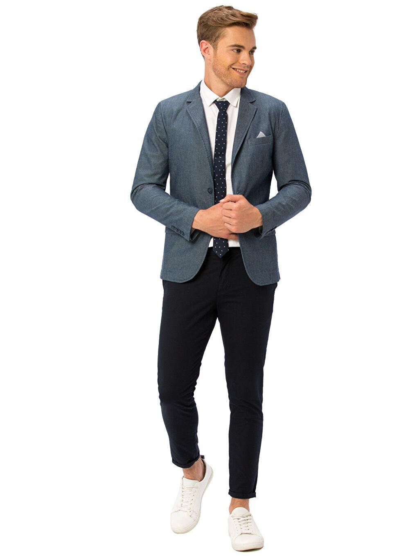 Erkek Takım Elbise Ceketi