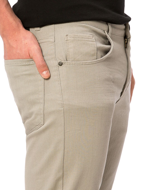 Gabardin Slim Pantolon