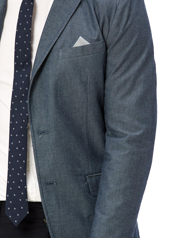 %100 Pamuk Takım Elbise Ceketi