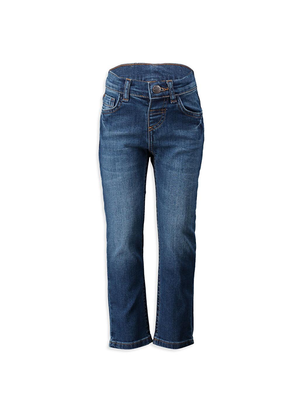 İndigo Slim Jean Pantolon 8S0026Z4 LC Waikiki