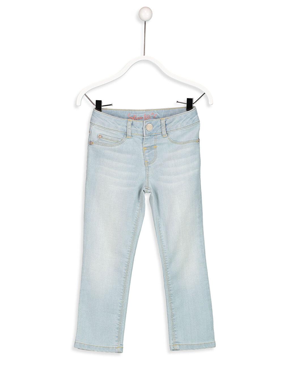 İndigo Slim Jean Pantolon 8S0108Z4 LC Waikiki
