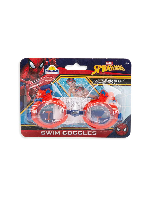 Çok Renkli Spiderman Deniz Gözlüğü 8SG461Z4 LC Waikiki