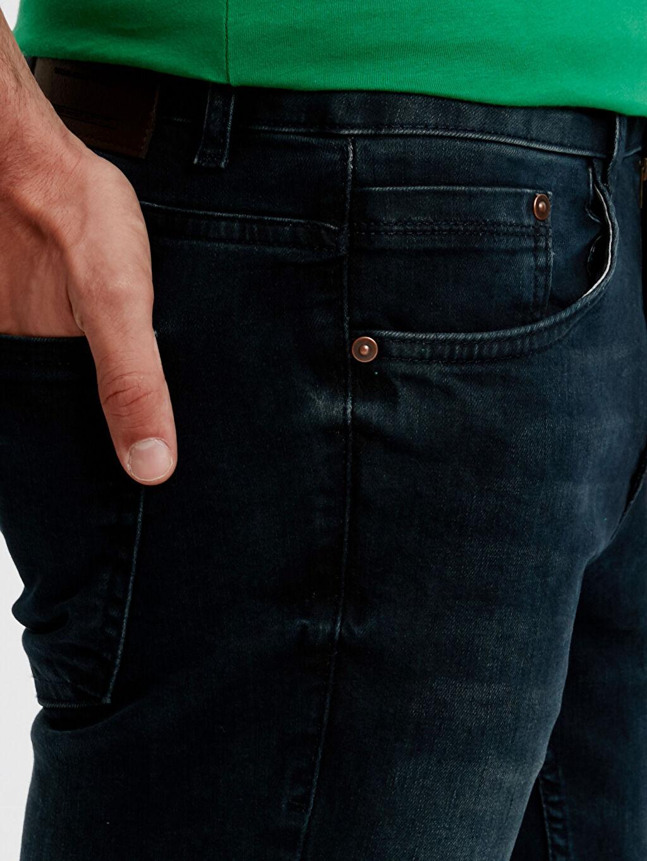%97 Pamuk %3 Elastan 750 Slim Fit Jean Pantolon