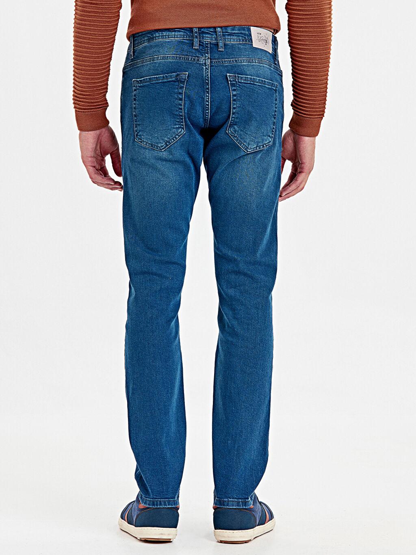 Erkek 760 Slim Fit Jean Pantolon
