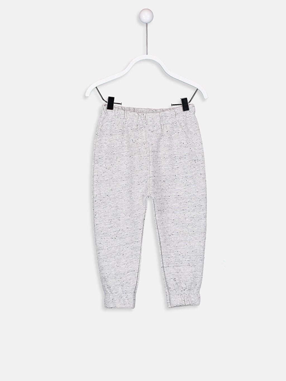 Erkek Bebek Pamuklu Tişört Ve Pantolon 2'li