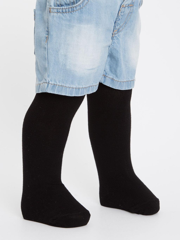 Erkek Bebek Erkek Bebek Külotlu Çorap