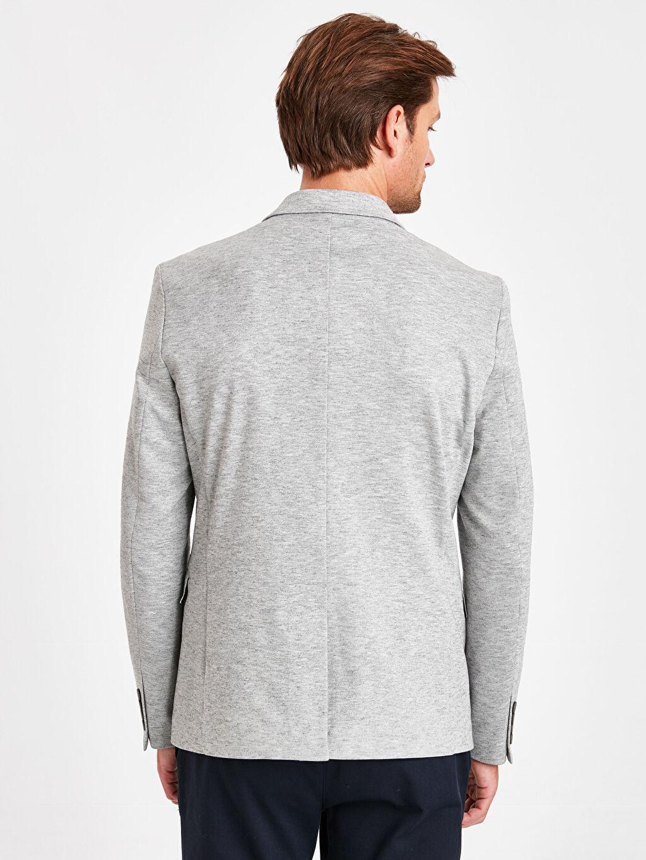 Erkek Dar Kalıp Ceket