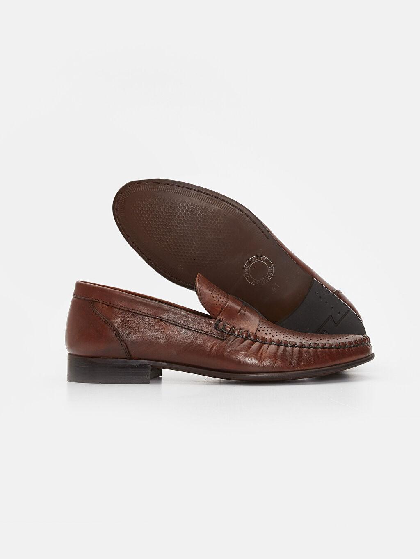 Erkek Erkek Deri Loafer Ayakkabı