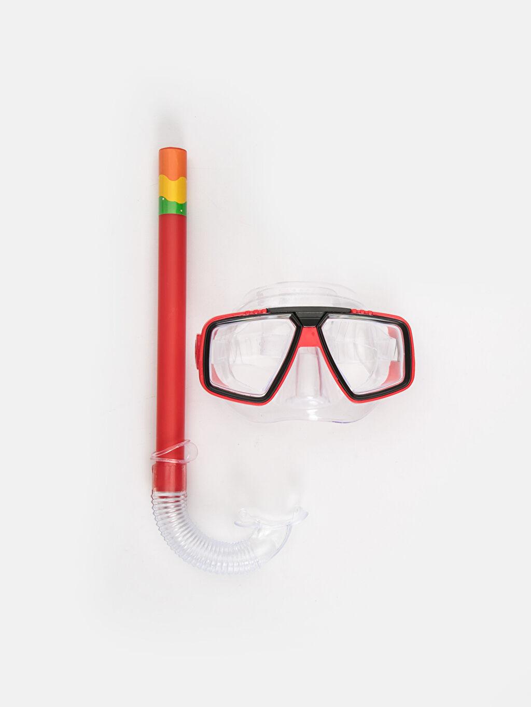 Çok Renkli Şnorkel Set 9SU094Z8 LC Waikiki