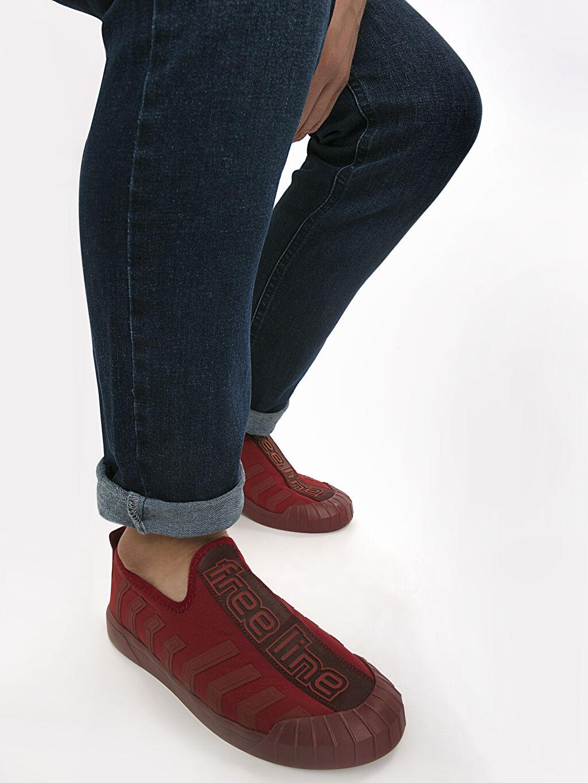 Kırmızı Letoon Erkek Spor Ayakkabı 9SY975Z8 LC Waikiki