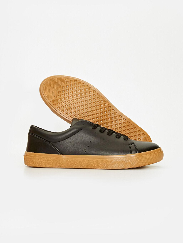Letoon Erkek Deri Görünümlü Ayakkabı