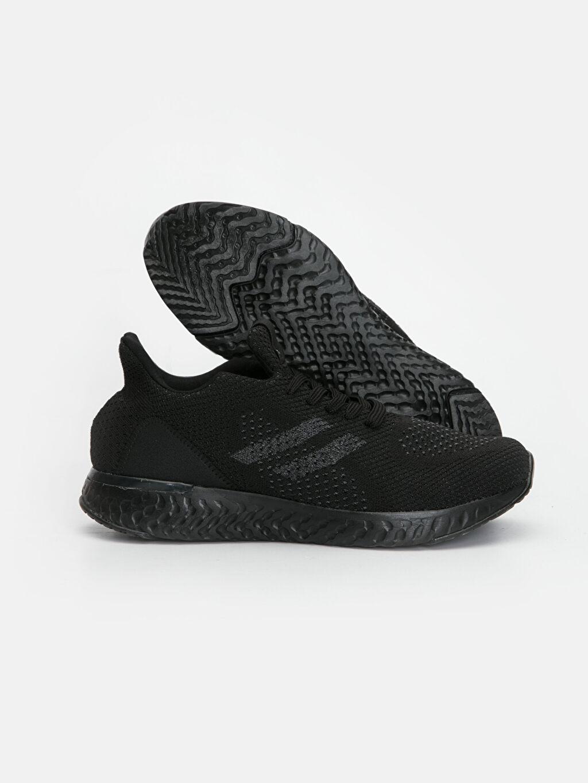 Letoon Erkek Bağcıklı Siyah Spor Ayakkabı