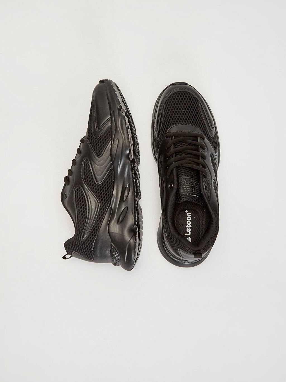 Aktif Spor Ayakkabı Letoon Erkek Bağcıklı Spor Ayakkabı