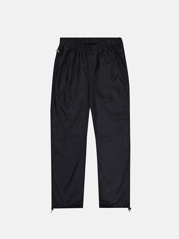 Siyah Tesettür Yüzme Pantolonu 9SL764Z8 LC Waikiki
