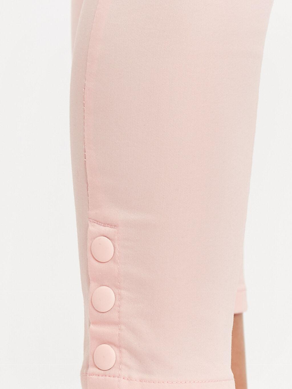 %67 Pamuk %29 Polyester %4 Elastan Skinny Pantolon
