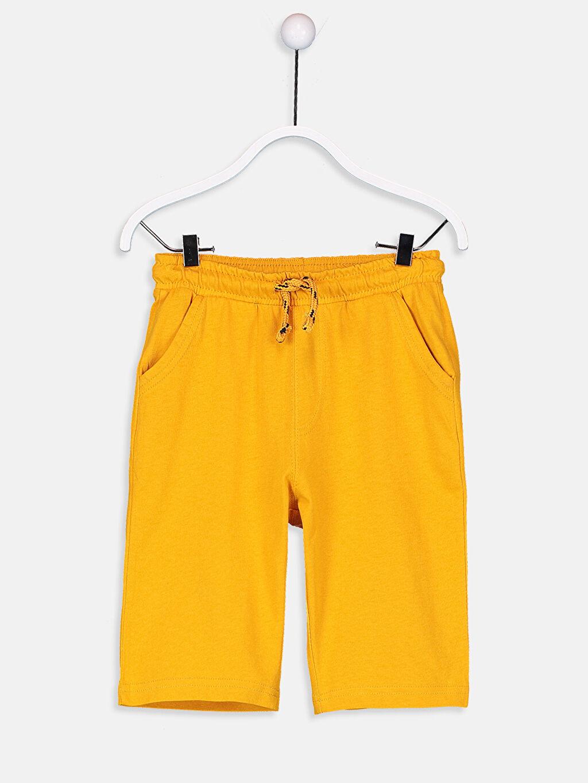 Sarı Erkek Çocuk Pamuklu Roller 9S0416Z4 LC Waikiki