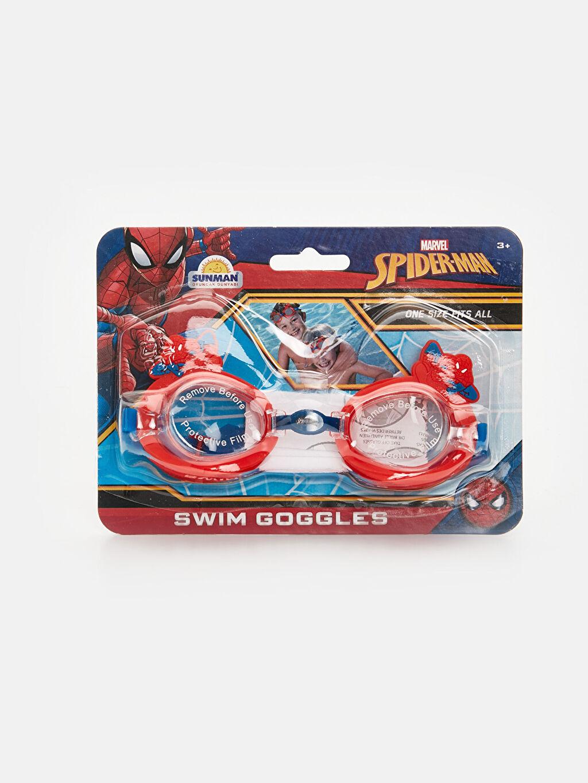 Çok Renkli Erkek Çocuk Spiderman Deniz Gözlüğü 9SH487Z4 LC Waikiki