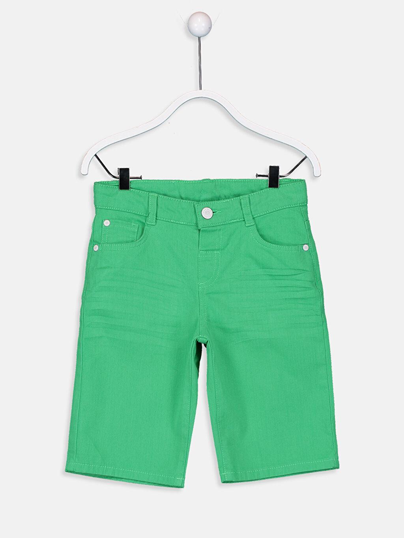 Yeşil Erkek Çocuk Gabardin Roller 9SJ052Z4 LC Waikiki