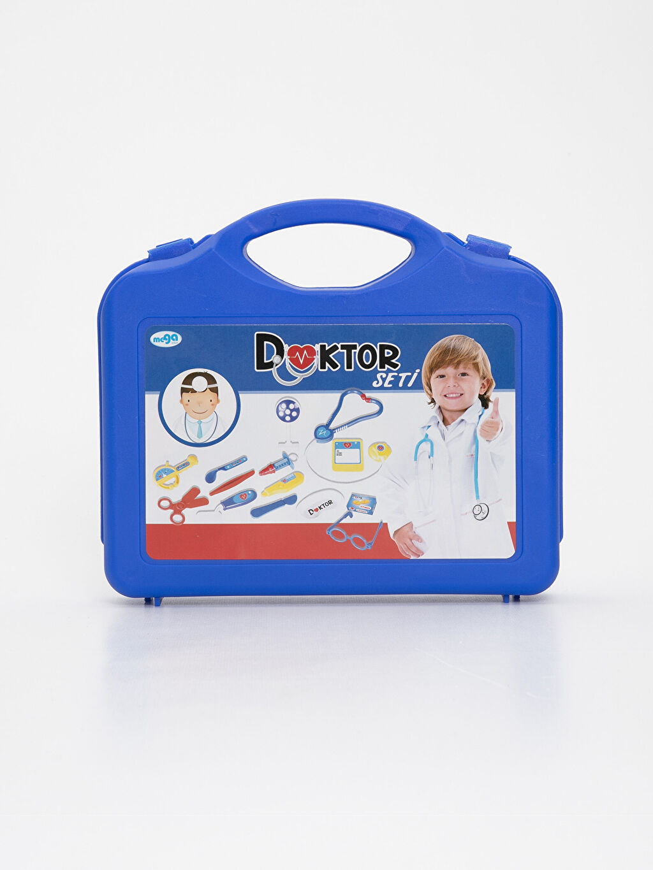 Çok Renkli Erkek Çocuk Oyuncak Doktor Seti 9SN833Z4 LC Waikiki