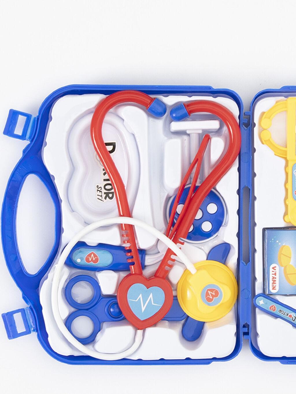 Erkek Çocuk Erkek Çocuk Oyuncak Doktor Seti
