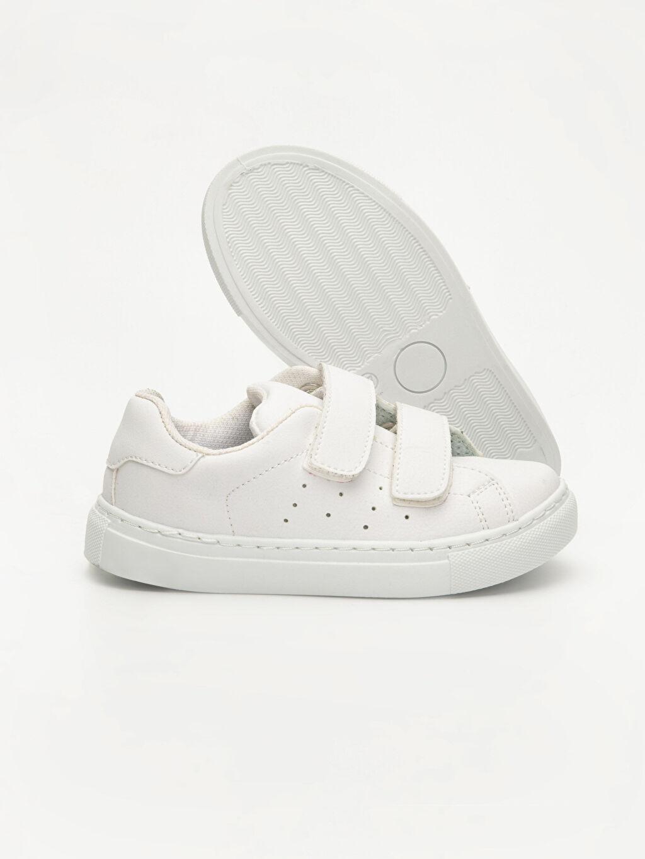 Erkek Çocuk Erkek Çocuk Cırt Cırtlı Ayakkabı