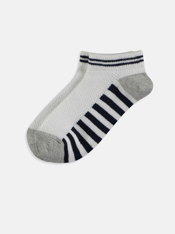 Erkek Çocuk Patik Çorap 3'lü