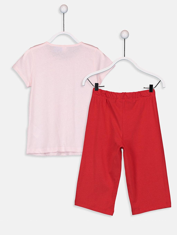 %100 Pamuk %100 Pamuk Süprem Standart Pijamaskeliler Pijama Takım Kız Çocuk Pijamaskeliler Pamuklu Pijama Takımı
