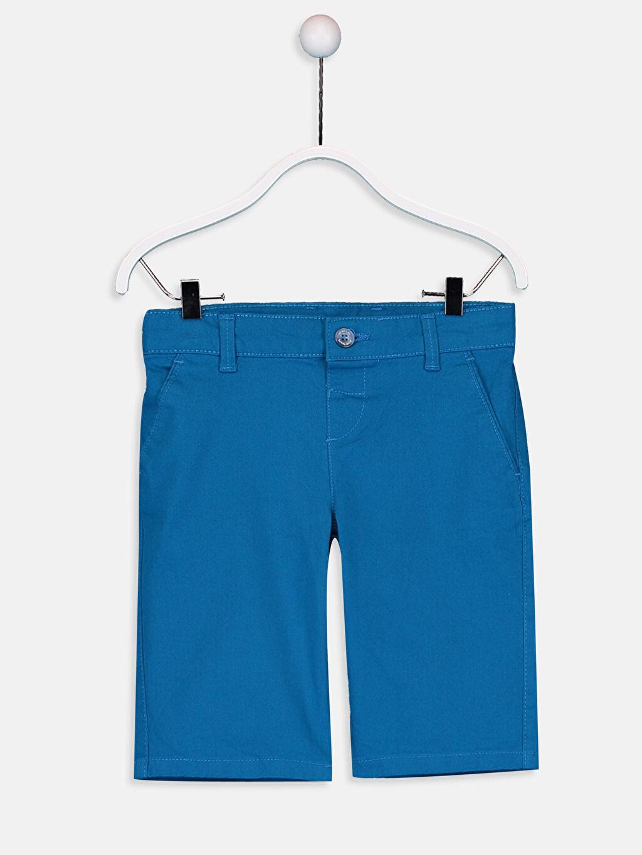 Mavi Erkek Çocuk Pamuklu Chino Roller 9SB192Z4 LC Waikiki