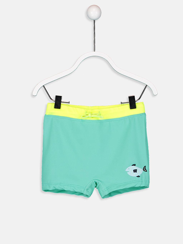 Yeşil Erkek Bebek Mayo 9S8835Z1 LC Waikiki