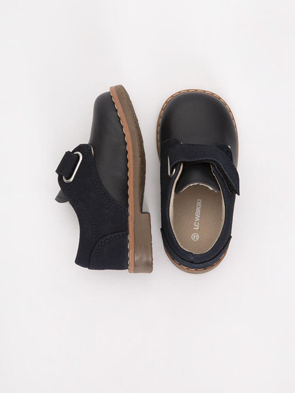 Diğer malzeme (poliüretan) Tekstil malzemeleri Klasik Ayakkabı Cırt Cırt Dokuma Astar Kısa Şık Erkek Bebek Ayakkabı