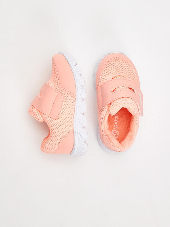 %0 Diğer malzeme (poliüretan) %0 Tekstil malzemeleri (%100 poliester) Kısa(0-2cm) Cırt Cırt Kısa Spor Çantası Tekstil Malzeme Sneaker Kız Bebek Aktif Spor Ayakkabı