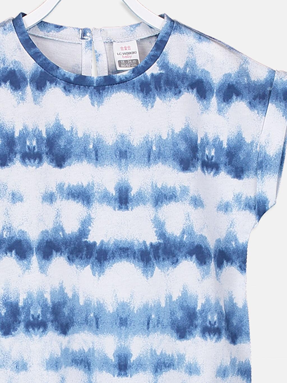 Kız Bebek Kız Bebek Pamuklu Tişört