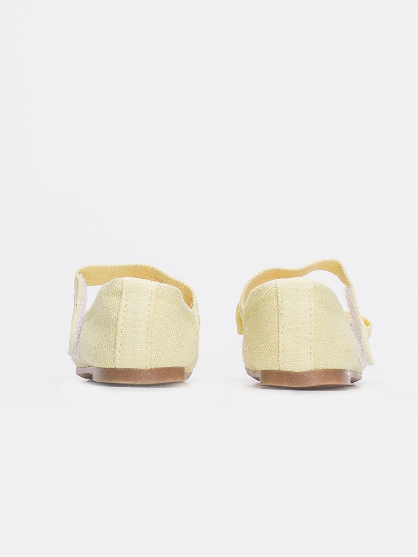 9SS439Z1 Kız Bebek Babet Ayakkabı