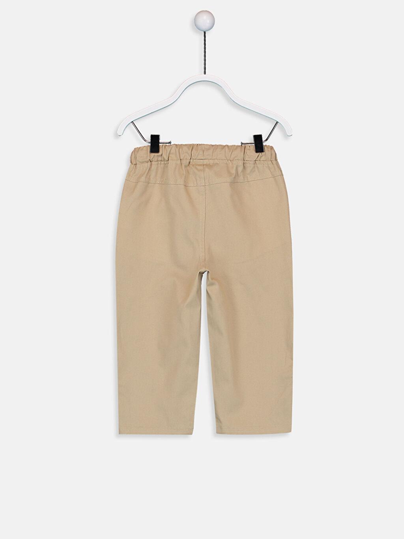 Erkek Bebek Erkek Bebek Gabardin Pantolon