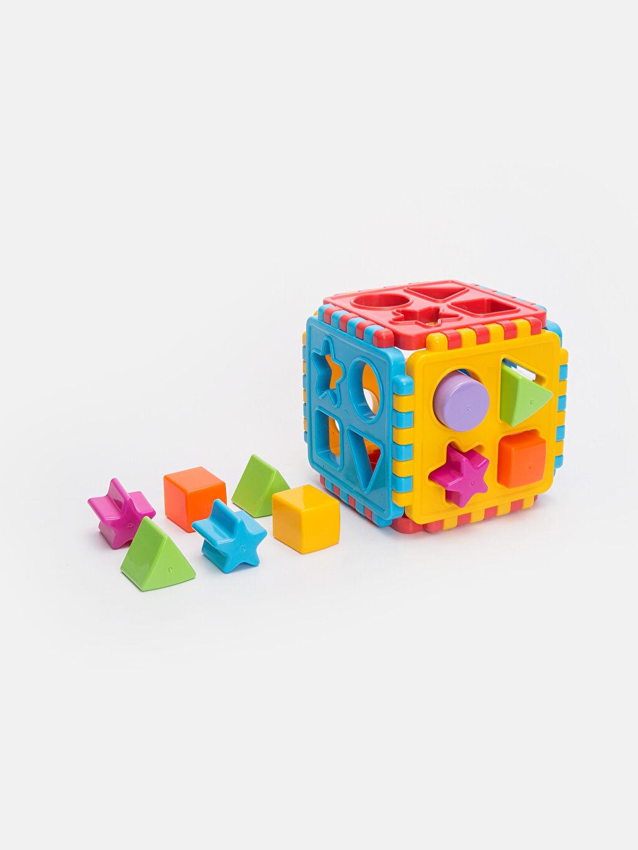 Beyaz Kız Bebek Puzzle Oyuncak        9SB018Z1 LC Waikiki