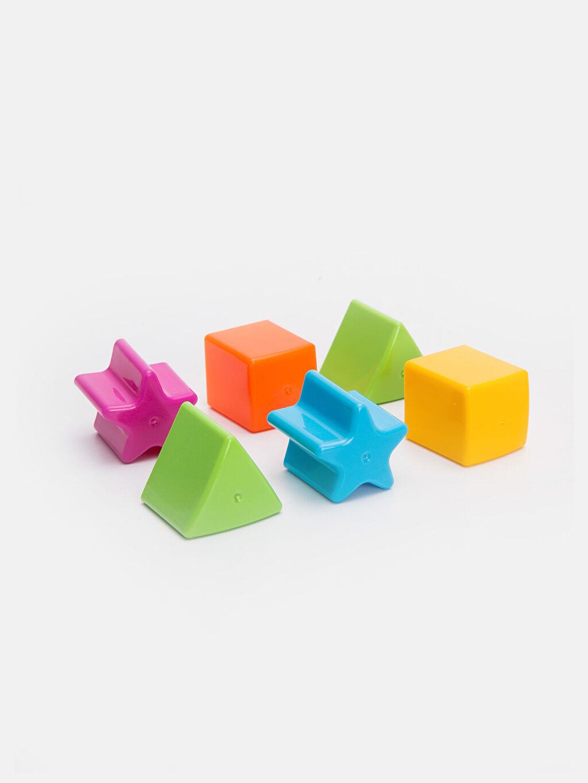%100 Plastik Oyuncak ve Kırtasiye Kız Bebek Puzzle Oyuncak
