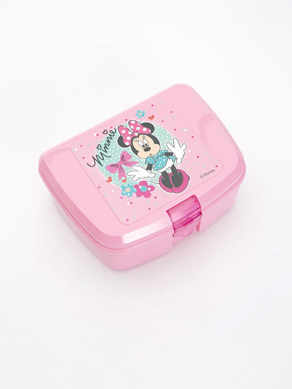 Minnie Mouse Lisanslı Saklama Kabı