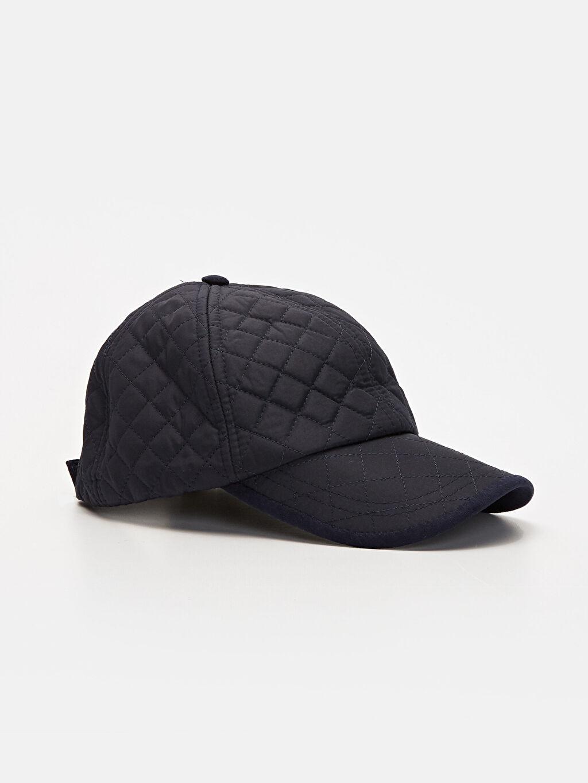 İndigo Kapitone Şapka 9W0302Z8 LC Waikiki