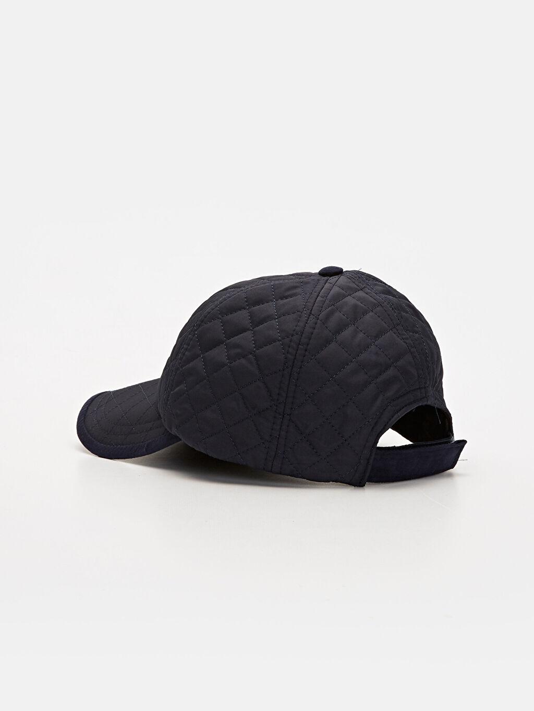 Erkek Kapitone Şapka