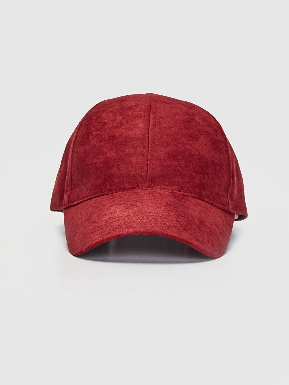 %100 Polyester %100 Polyester Kep Düz Şapka Süet Şapka
