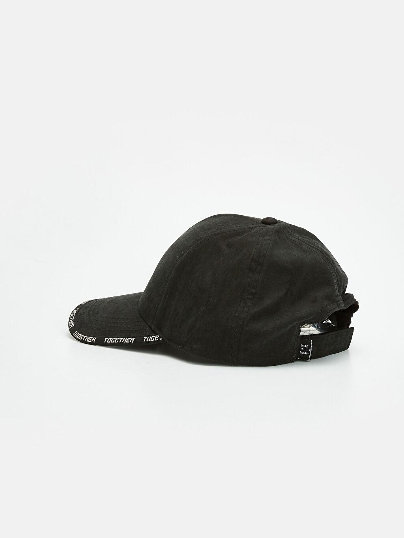 Erkek Yazı Baskılı Şapka