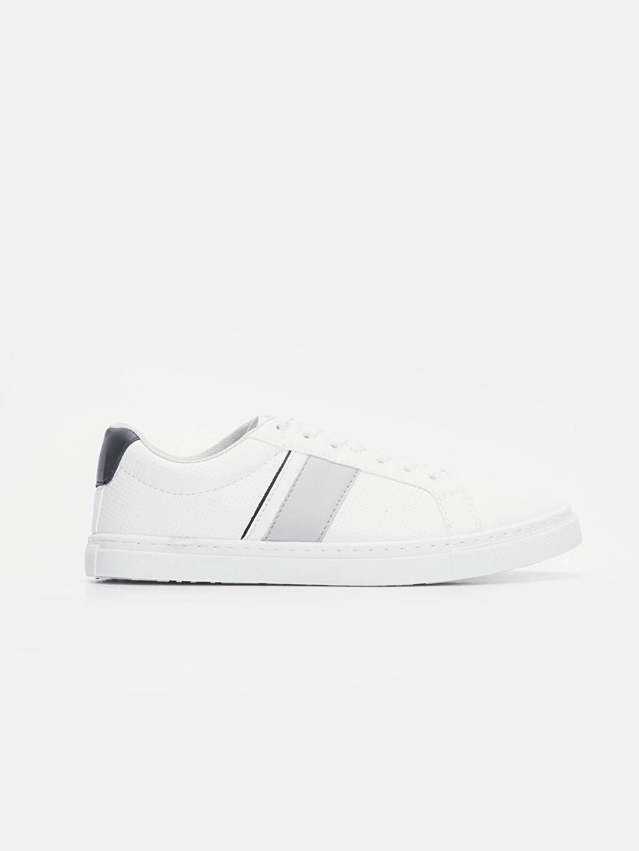 Beyaz Erkek Günlük Spor Ayakkabı 9W6199Z8 LC Waikiki
