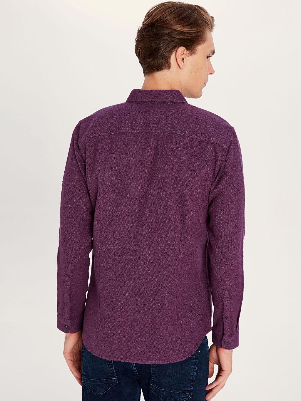 Regular Fit Uzun Kollu Gömlek