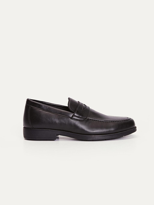 Siyah Erkek Loafer Ayakkabı 9WN055Z8 LC Waikiki